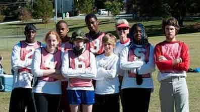 First Beep Kickball team - Atlanta 2012